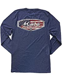 Patriot Crest Performance Long Sleeve T-Shirt
