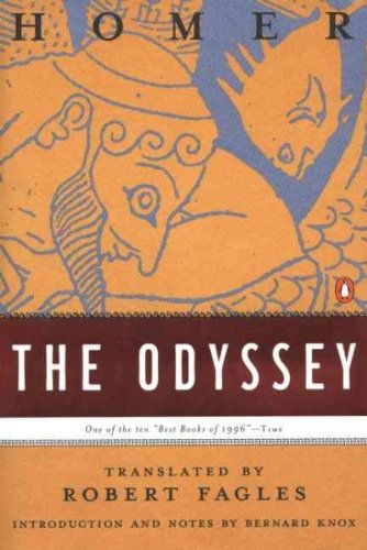 The Odyssey. Translated By Robert Fagles. Introduction and Notes By Bernard Knox