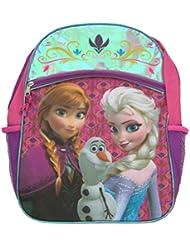 Frozen Anna Elsa Olaf 16 Backpack