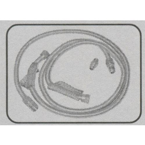urner Connector Package Gas Type: Propane Gas (Side Burner Connector Package)