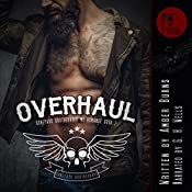 Overhaul: Boneyard Brotherhood MC Romance, Book 1 | Amber Burns