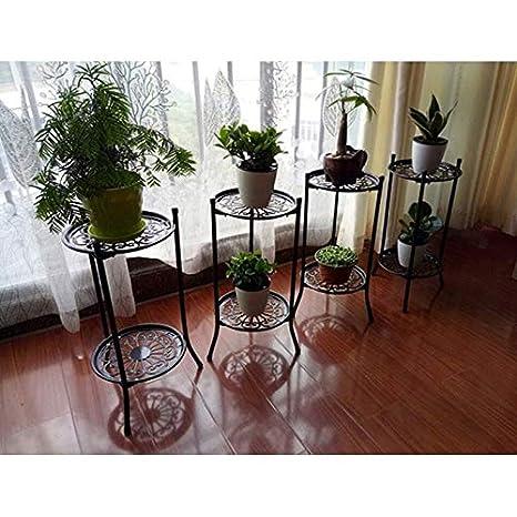 Mobilier de jardin DYGDHJ Stand de Plantes Stand de Fleurs ...