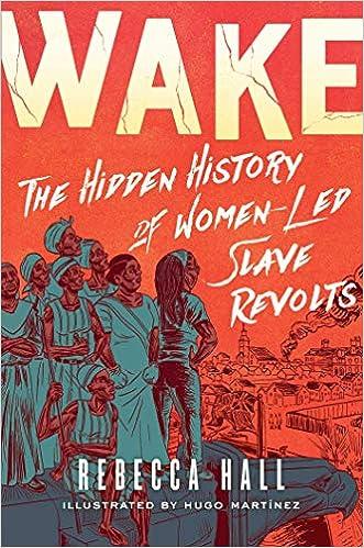 Wake: The Hidden History of Women-Led Slave Revolts: Hall, Rebecca,  Martínez, Hugo: 9781982115180: Amazon.com: Books