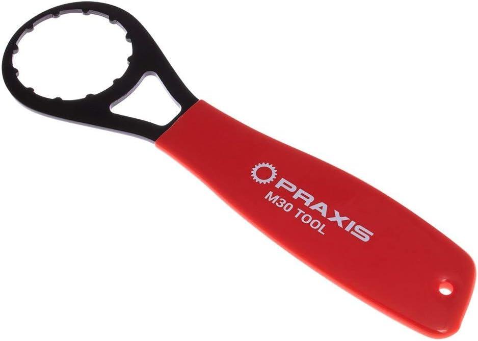 Wrench for BB30//M 30 --Spanner//socket BB M30 Praxis Works Bottom Bracket tool-