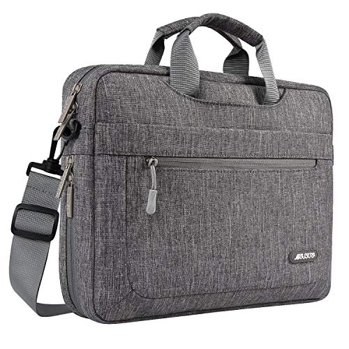 MOSISO Laptop Shoulder Bag Compatible with 13-13.3 inch MacBook Pro, MacBook Air, Notebook Computer...