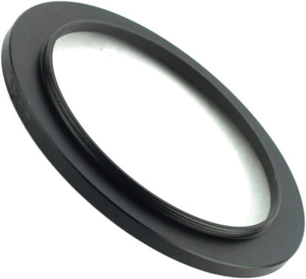 sourcing map Sourcingmap/® Filtro de la Lente Negro Aumentar Anillo Adaptador de 58mm-67mm para la c/ámara