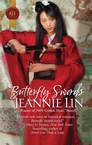 Butterfly Swords Jeannie Lin product image