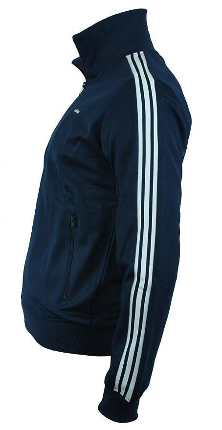 adidas Originals Mens Beckenbauer Track Top at Amazon Mens Clothing store: