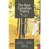 The Best Canadian Poetry in English 2012