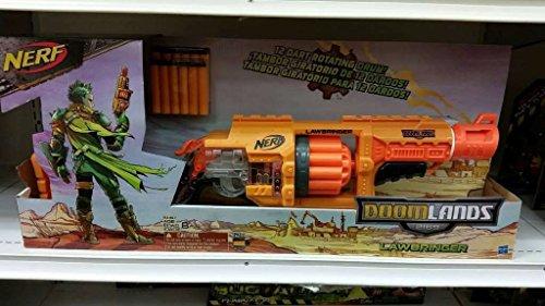 Nerf Doomlands 2169 Lawbringer