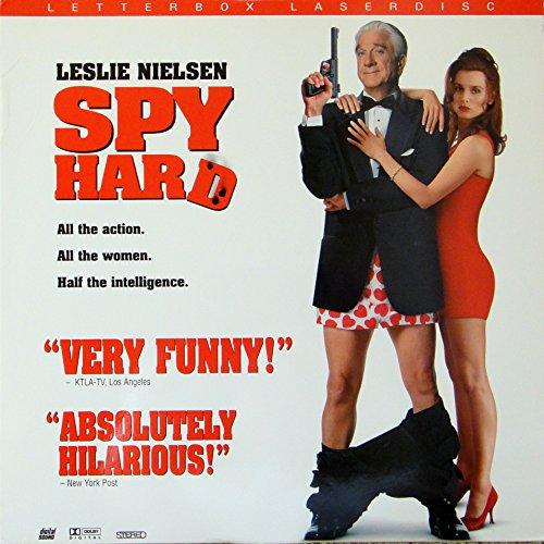 Spy Hard LASERDISC