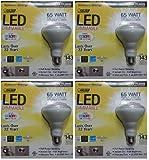 Feit Electric 65 Watt BR30 Dimmable Flood LED Light Bulbs- (4 Pack)