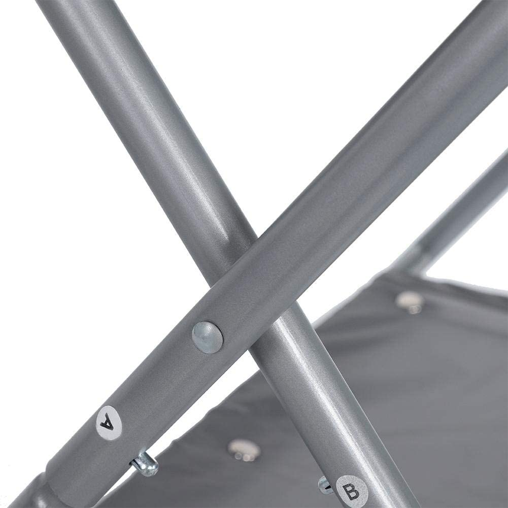 Cambiador para beb/é port/átil ergon/ómico Cambiador Plegable para ba/ño Zoternen
