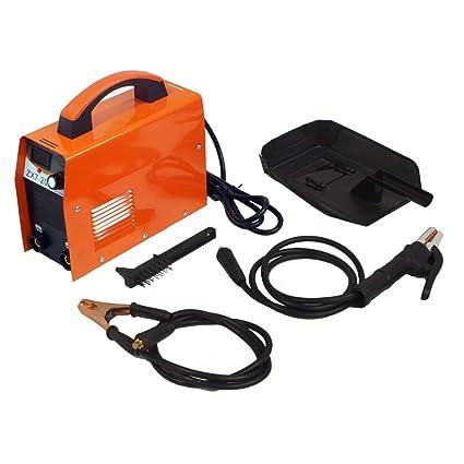 200Amp Portable IGBT MMA/ARC/Stick DC Inverter Soldador Pantalla Digital LCD Máquina De
