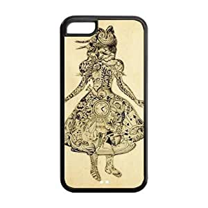 diy phone caseCase for iphone 6 plus 5.5 inch,Cover for iphone 6 plus 5.5 inch,iphone 6 plus 5.5 inch case,Hard Case for iphone 6 plus 5.5 inch,Alice in Wonderland Design TPU Screen Protector Hard Case for Apple iphone 6 plus 5.5 inchdiy phone case