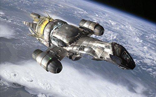 DGauzze 5d Diamond Painting Cross Stitch Firefly Spaceships Diy Rhinestone Painting Kits -
