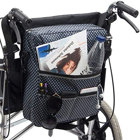 Wheelchair Bag Pacmaxi Reflective Accessories product image