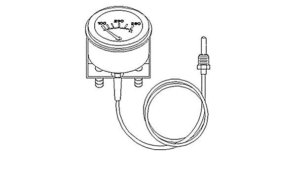 Amazon Com At149005 New Transmission Oil Temperature Gauge For John