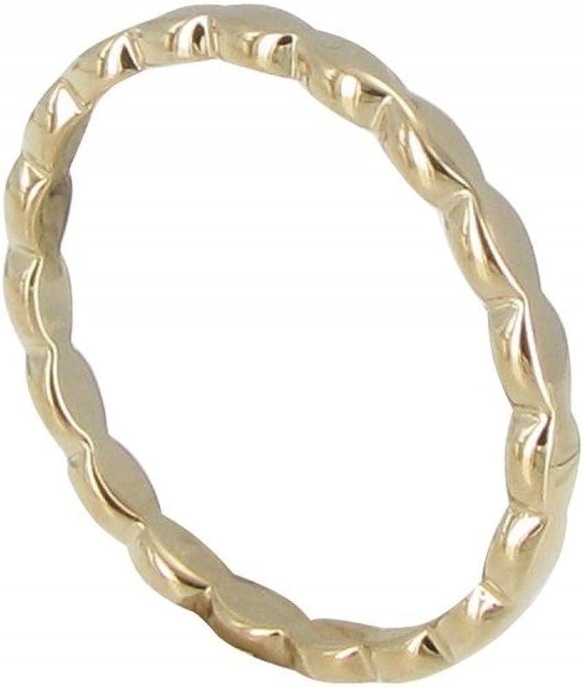 Vergoldet Mandel Ring Schmuck Les Poulettes