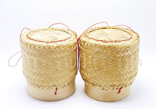 bamboo rice basket - 4