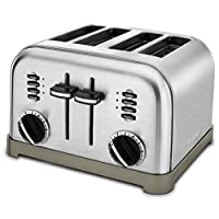Cuisinart CPT-180 4-Slice Toaster Review