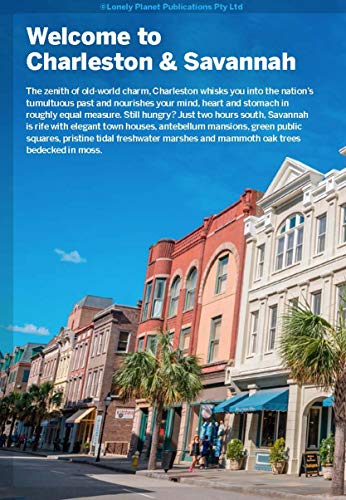 51kwkOzorXL - Lonely Planet Pocket Charleston & Savannah (Travel Guide)