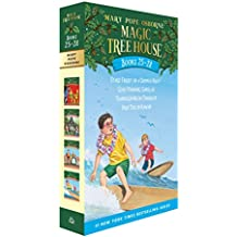 Magic Tree House Volumes 25-28 Boxed Set (Magic Tree House (R))
