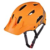Dr MTB Limar 848 Bicycle Helmet Orange Medium 54-58