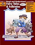 Read and Understand Fairy Tales and Folktales, Grades 1-2, Evan-Moor, 1557997497