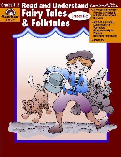 Read and Understand Fairy Tales & Folktales, Grades 1-2 Evan Moor