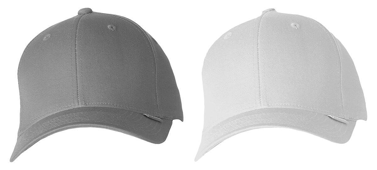 9bacc5c6db69f Flexfit 6 Panel Structured Mid Profile Caps