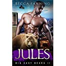 Jules (Big Easy Bears Book 2)
