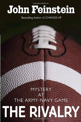 Download The Rivalry: Mystery at the Army-Navy Game (The Sports Beat, 5) pdf