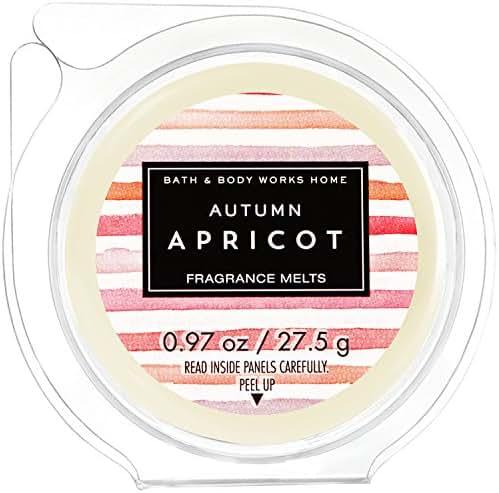 Bath & Body Works Wax Home Fragrance Melt Autumn Apricot
