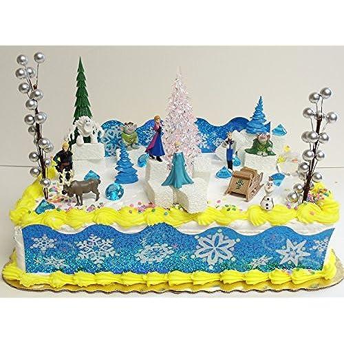 Frozen Cake Amazoncom