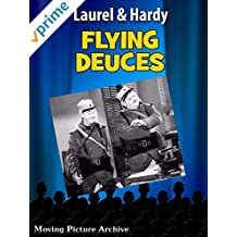 Laurel & Hardy in Flying Deuces - 1939