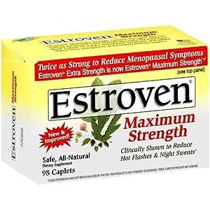 Estroven Maximum Strength - 98 Caplets