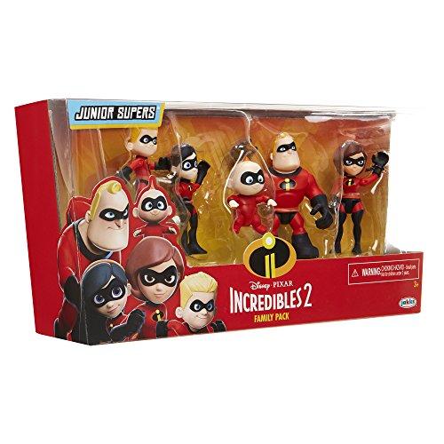 Фигурка мультперсонажей The Incredibles 2 Family