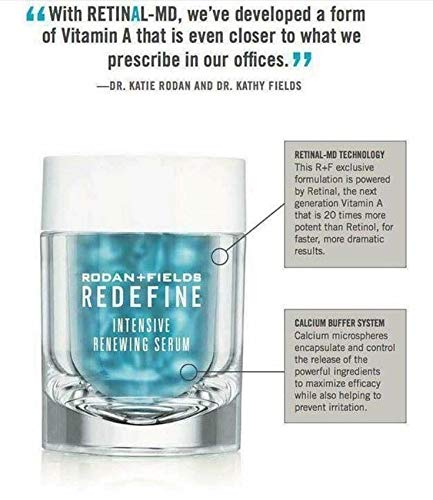 Rodan and Fields Intensive Renewing Serum with RetinAl