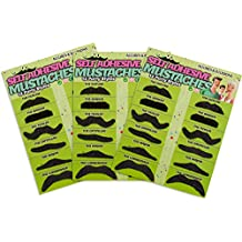 Allures and Illusions MUSTACHE-36AI 36 Costume & Party Fake Moustaches