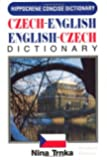 Czech-English, English-Czech Concise Dictionary (Hippocrene Concise Dictionary)