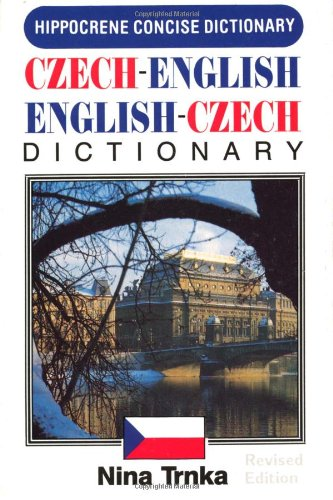 Czech-English/English-Czech Concise Dictionary (Hippocrene Concise Dictionary)