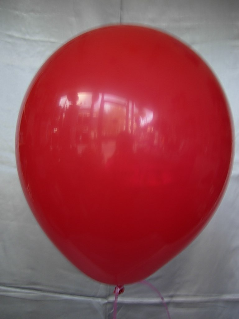 25 x 12 inch Latex Red Wedding Balloons BALLOONIA