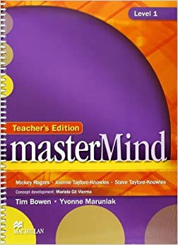 MasterMind Level 1: Teacher's Edition & Webcode by Tim Bowen (2011-05-01)
