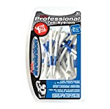 Kyпить Pride Professional Tee System Evolution Tee, 3-1/4-Inch, Pack of 30 (Blue) на Amazon.com