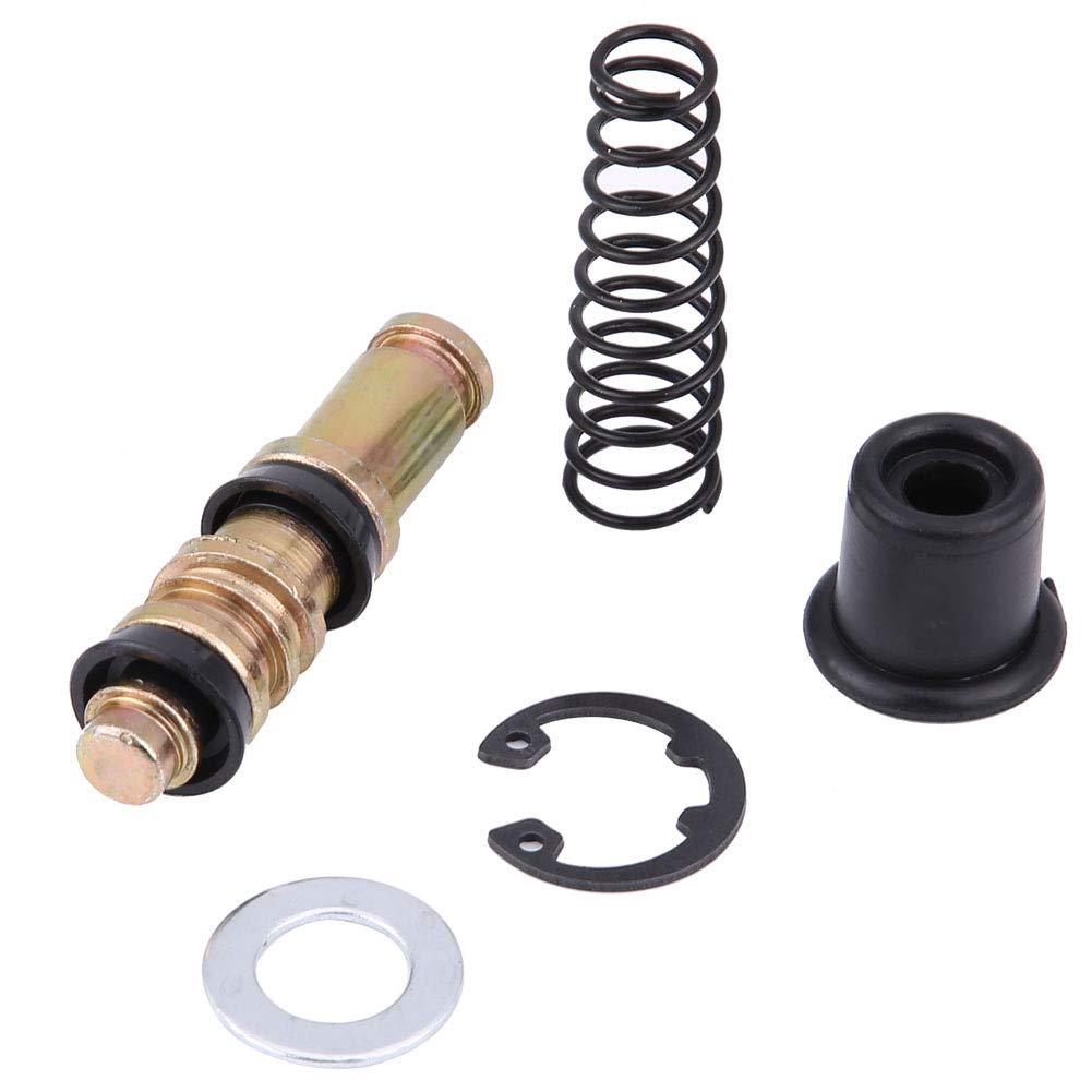 KIMISS 12.7mm Kits de reparació n de pistó n de la bomba de freno del embrague de la motocicleta con los accesorios de reparació n de los aparejos de cilindros