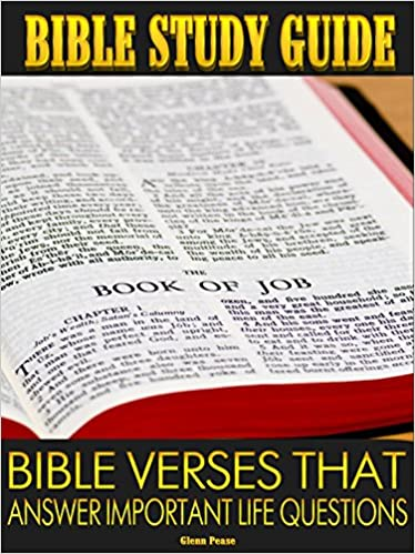 Read Bible Study Guide: Bible verses that answer important life questions PDF, azw (Kindle), ePub