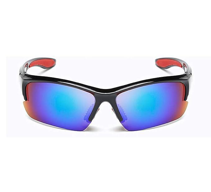 Amazon.com: FOURSTEEDS - Gafas de sol deportivas con ...