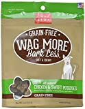 Cloud Star Wag More Bark Less Soft Chewy Grain Free Chicken & Sweet Potatoes 5Z