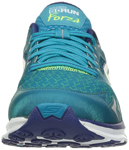 Skechers Performance Go Run Forza Los Angeles 2016 Chaussure de course Teal